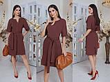 Ш5508 Повседневное женское платье, фото 2