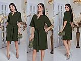 Ш5508 Повседневное женское платье, фото 3