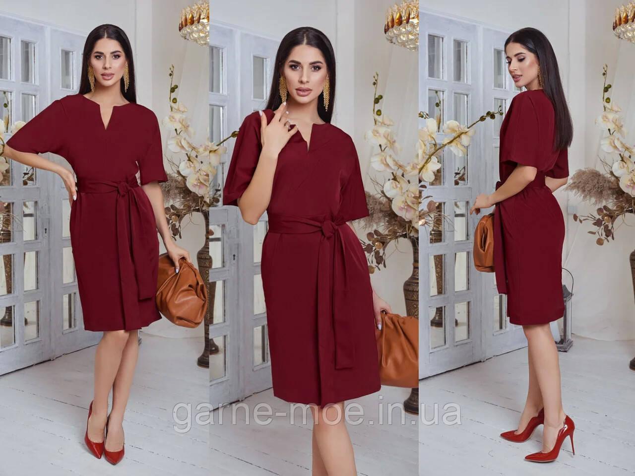 Ш5508 Повседневное женское платье