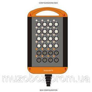 Мультикор Bespeco XTRA1608L20 20м