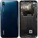 Задняя часть корпуса Huawei Y5 2019 Blue, фото 2