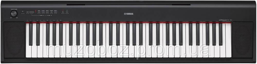 Цифровое пианино Yamaha NP-12B (+блок питания)