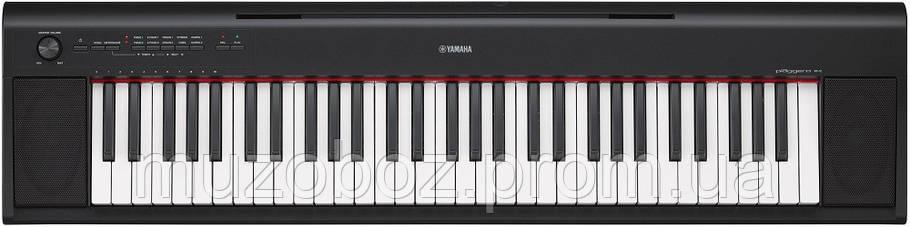 Цифровое пианино Yamaha NP-12B (+блок питания), фото 2