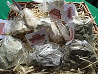 Набор пробников мела и глины для еды 22 вида по 100 г, Мел-ок