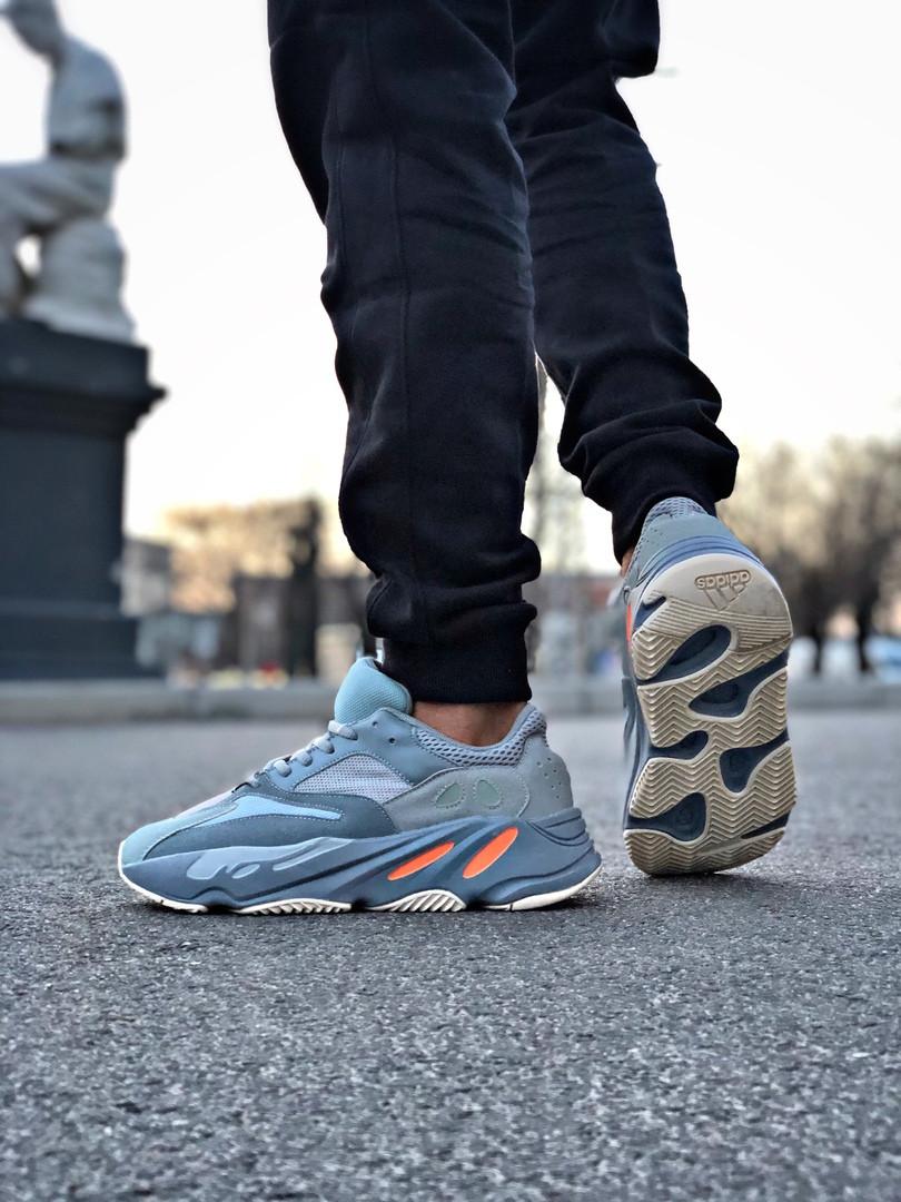 """Кроссовки мужские Adidas 700 """"Inertia"""".  ТОП КАЧЕСТВО!!! Реплика"""
