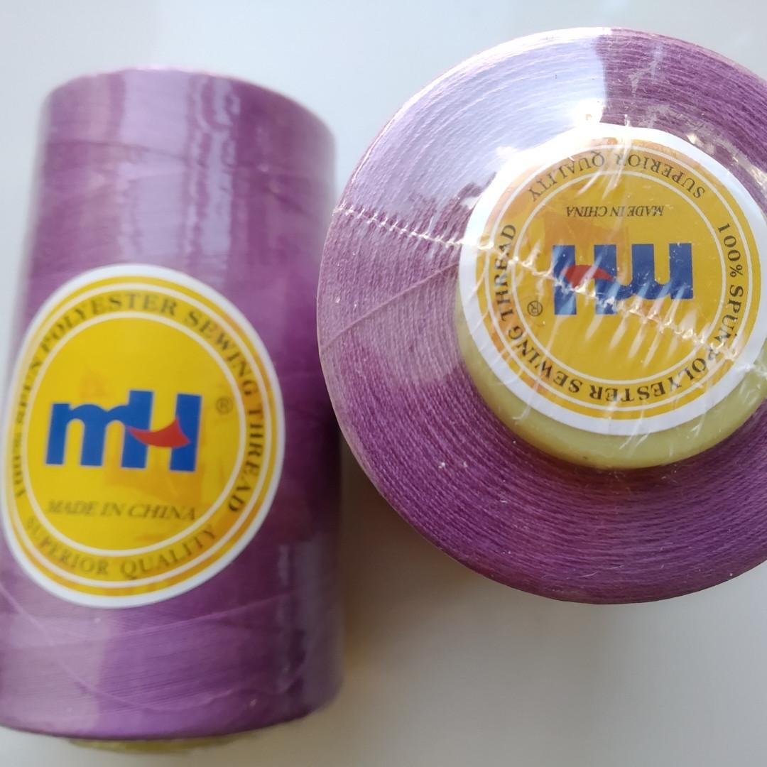 Нитка швейна MH 40/2 4000 №650