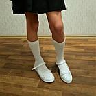 Перфорированные белые туфли девочкам, р. 32,34,36(маломерные). Летние, весенние, нарядные. Сменка, фото 10
