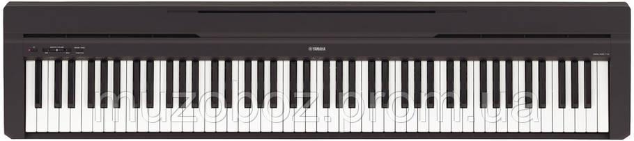 Цифровое пиано Yamaha P45B черный, фото 2