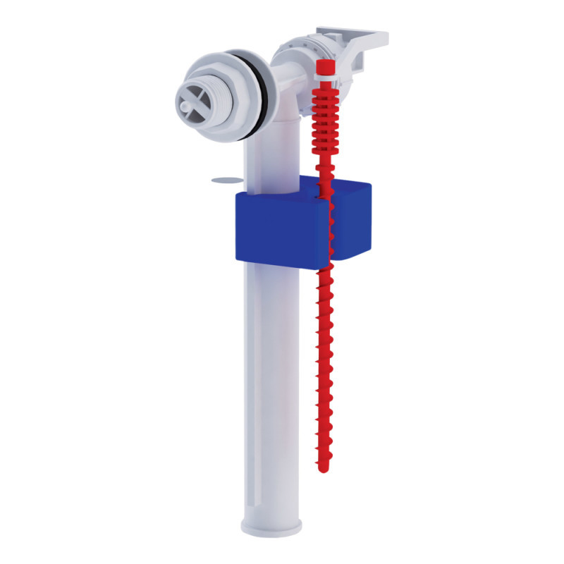 """Впускной клапан ANI Plast WC5050 боковой подачи, пластиковое подключение 1/2"""""""