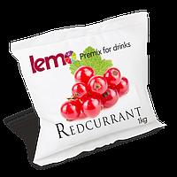 Фруктовое пюре -Красная смородина  LEMO  1кг