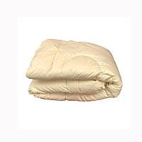 Одеяло евро размер искусственный лебяжий пух Downfill 200*220, ткань тик