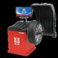 Балансировочный станок / стенд для легковых автомобилей (вес колеса 70 кг) Sivik GALAXY СБМП-60/3D