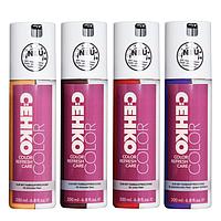 C:EHKO Маска-уход для восстановления цвета коричневый
