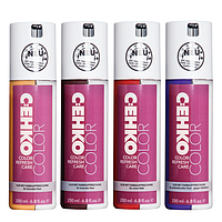 C:EHKO Маска-уход для восстановления цвета платиновый блонд