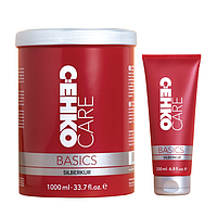 C:EHKO Маска серебристая для обесцвеченных и осветленных волос