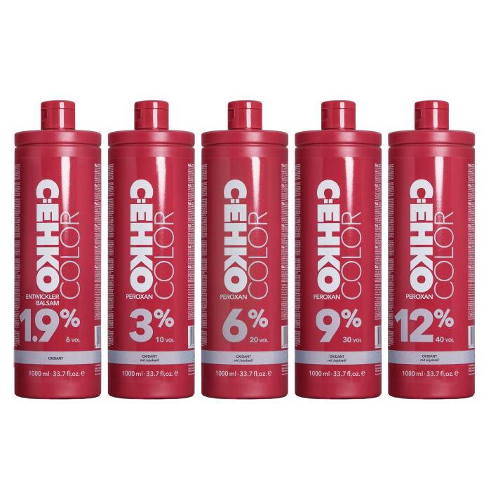 C:EHKO Окислитель-бальзам 1,9%