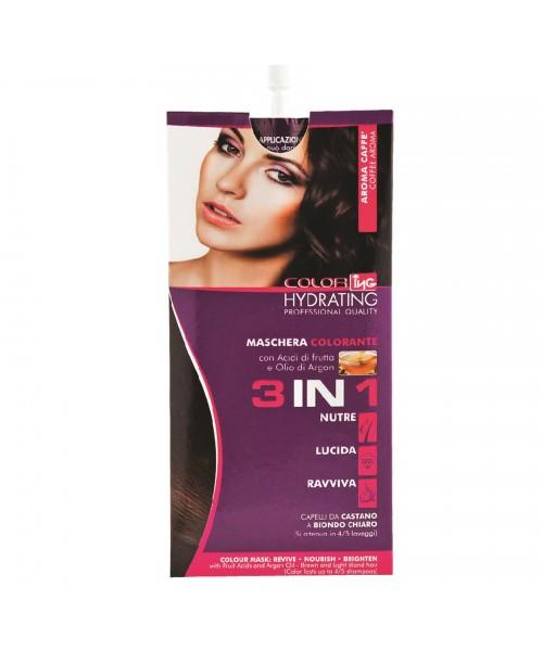 ING Тонирующая маска 3 в 1 шоколад