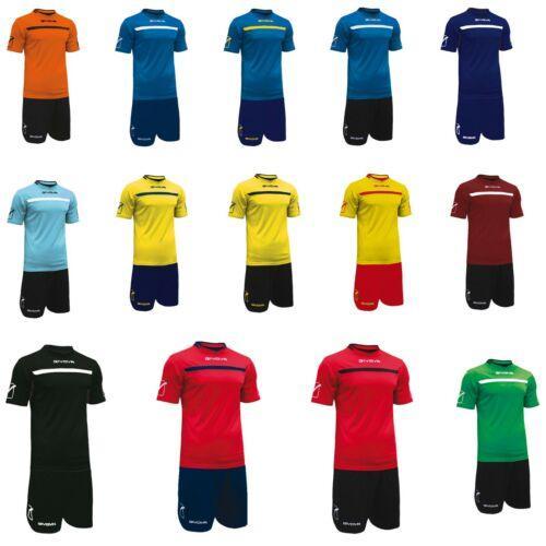 Футбольна форма Givova Kit One (KITC58)