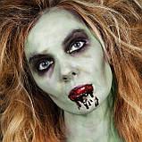MEHRON Кремовый грим Color Cups, Zombie Flesh (Плоть зомби), 12 г, фото 3