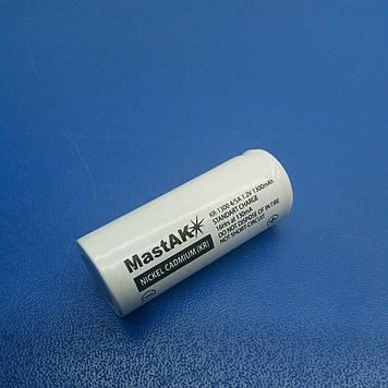 Акумулятор технічний MastAK KR-1300 4/5A ( 1,2 V 1,3 Ah MH )