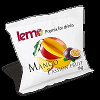 Фруктовое пюре Манго-Маракуйя с косточкой  LEMO  1кг