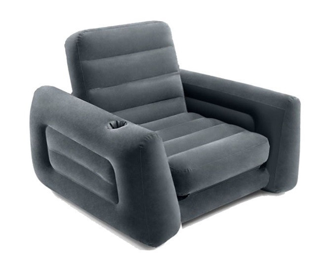 Надувное кресло Intex 66551 (224 х 117 х 66 см)
