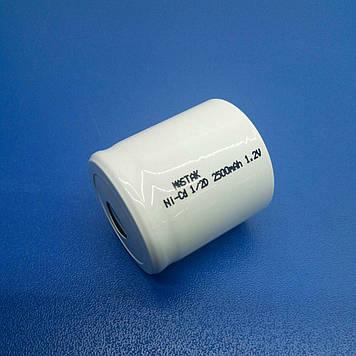 Акумулятор технічний MastAK 250DK ( 1,2 V 2500mAh Cd )