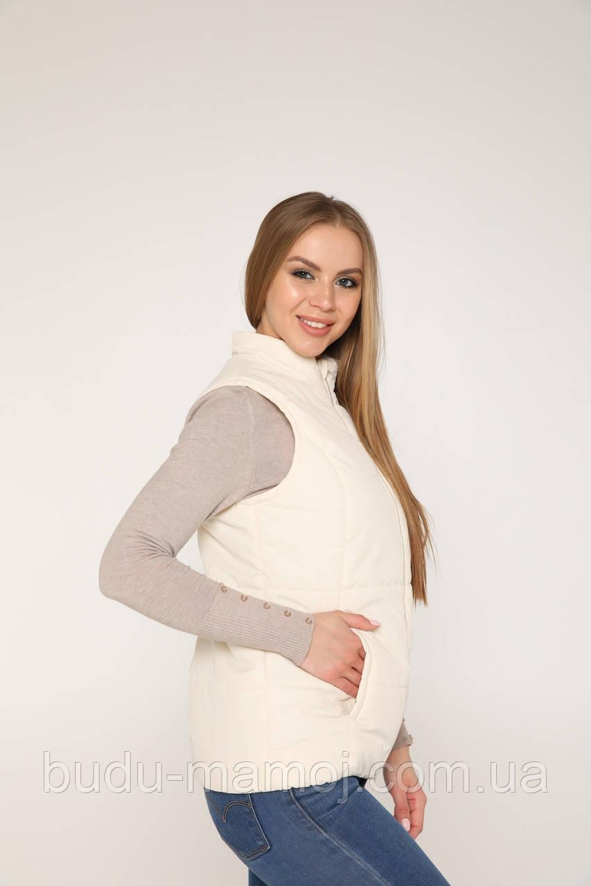 Жилетка для беременных 3 в 1