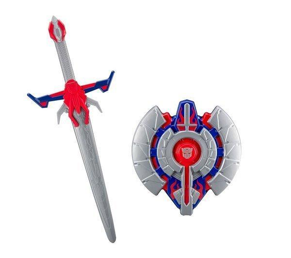 Набор игрушечного оружия eKids Transformers, Optimus Prime, Звуковой эффект Лучшая цена!