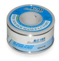 Припой SONGTIAN- Sn63Pb37 [0,7мм 50г] RMA слабоактив. флюс 2%