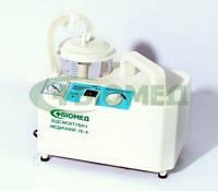 """Відсмоктувач медичний """"БІОМЕД"""" універсальний, модель 7Е-А"""