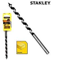 Сверло по дереву спиральное , Ø= 12 мм, l= 200 мм Stanley STA52100-QZ