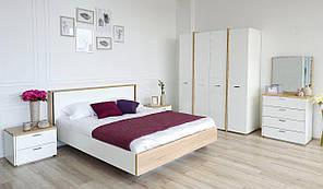 """Меблі в спальню """"Альба"""" від Embawood"""
