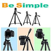 Универсальний штатив для камеры или фотоапарата A508 (43-125 см)/ Тренога