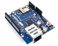 Сетевой Shield Ethernet W5100 + SD UNO