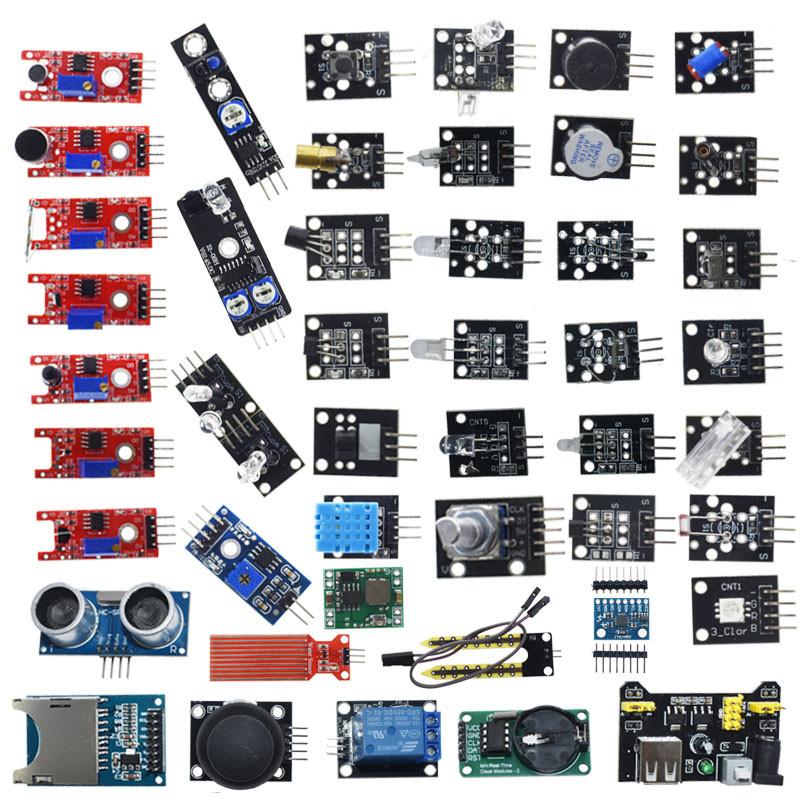 Набор датчиков для Arduino, 45 штук