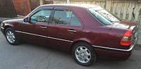 Дефлекторы окон, ветровики \ Mercedes Benz C-Class Sd (W202) 1993-2000 \  Мерседес 202 \RACING