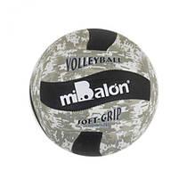 """Мяч волейбольный """"miBalon"""" (серый) Star Toys С40077 ( TC128427)"""