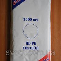 Пакет фасовочный 18/4*35см (1000шт)