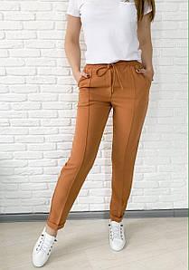 Женские брюки с высокой посадкой