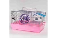 Клітка AnimAll для хом'яка, 40 х 30 х 23 см