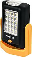 Фонарь светодиодный 20+3 LED Vorel 82730
