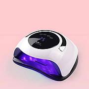 Профессиональная УФ LED лампа для сушки гель - лака и шеллака Sun BQ5T 120W