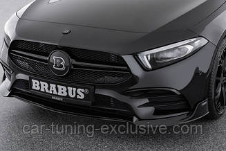 BRABUS front appron attachments for Mercedes A-class W177