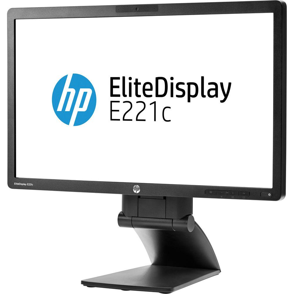 "Монитор 21.5"" HP EliteDisplay E221c (IPS, 1920 x 1080)"
