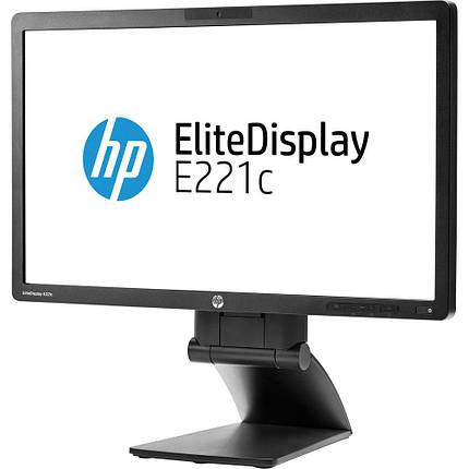 """Монитор 21.5"""" HP EliteDisplay E221c (IPS, 1920 x 1080), фото 2"""