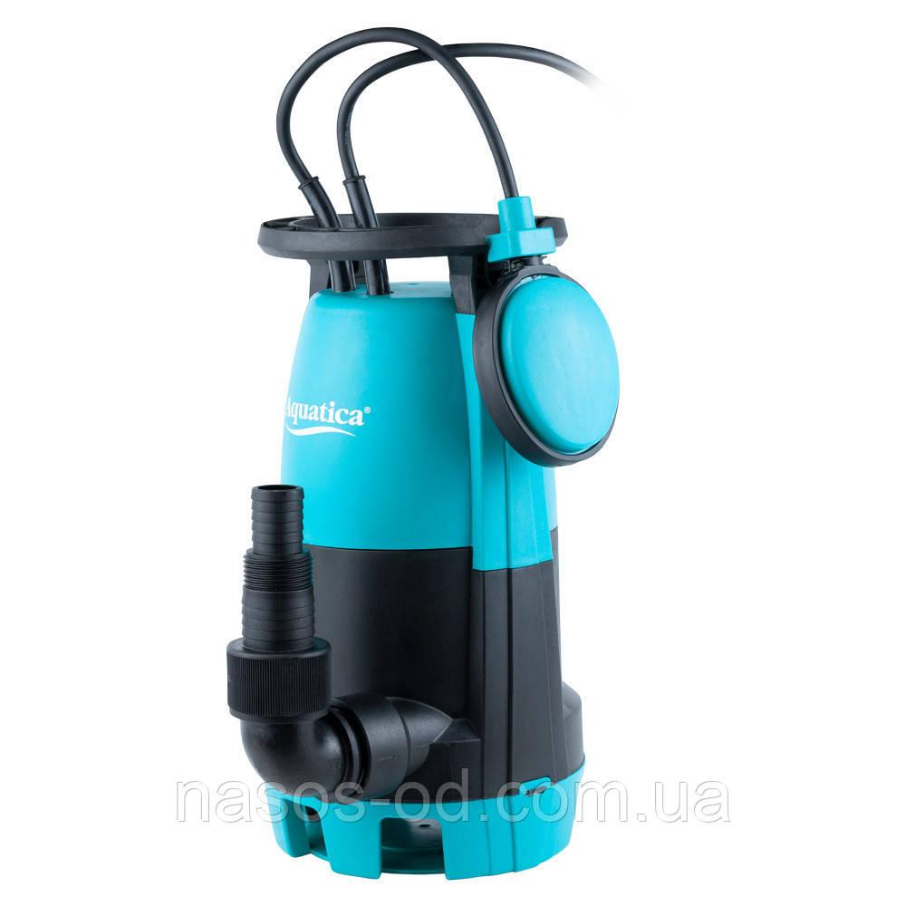 Дренажный насос Aquatica садовый для полива 3в1 0.5кВт Hmax6м Qmax210л/мин