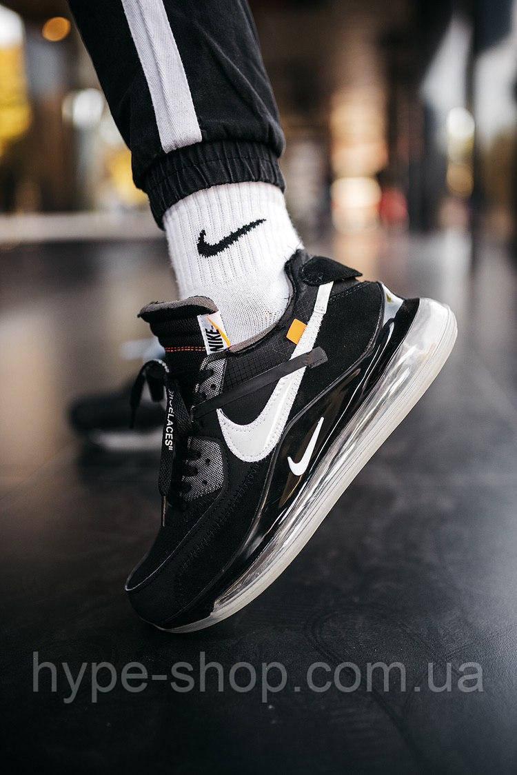 Мужские Кроссовки в стиле Nike x Off White Самый ТОП