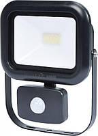 Светодиодный прожектор LED 20 Ватт с датчиком движения Vorel 82846