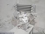 Компрессор 1750 л\мин ПКС 1.75 компрессорная головка, фото 3